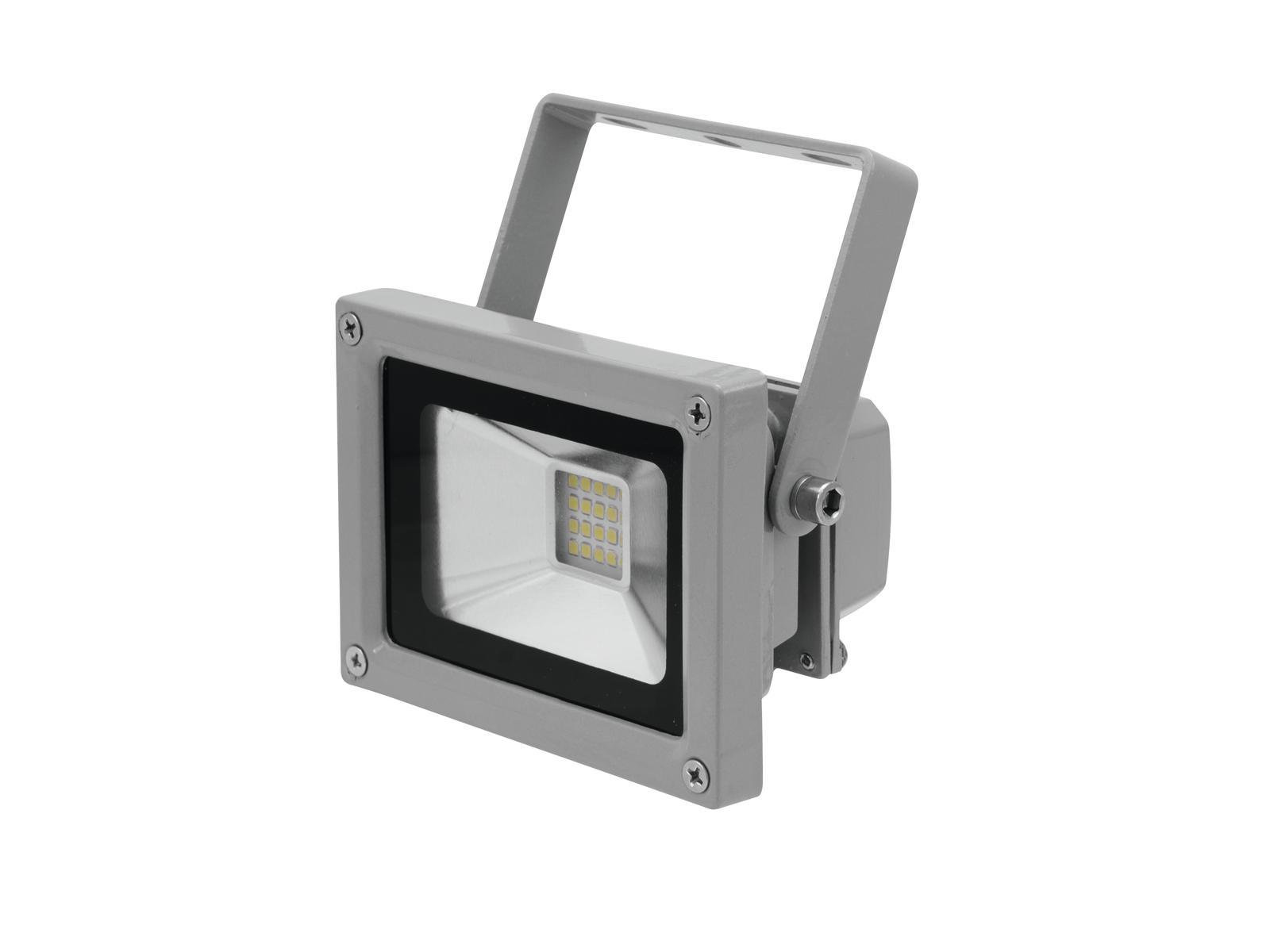 Eurolite LED reflektor IP FL-10, 20x0,6W LED, 3000K, 120, IP54