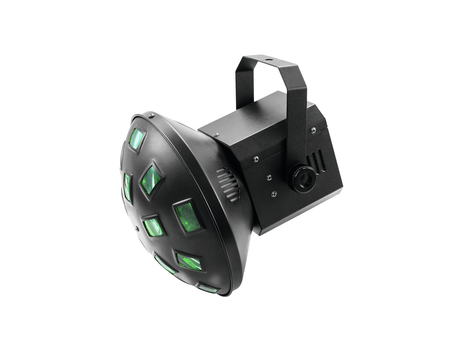 Eurolite LED Zig Zag 6x 3W RGBAW-UV, paprskový efekt