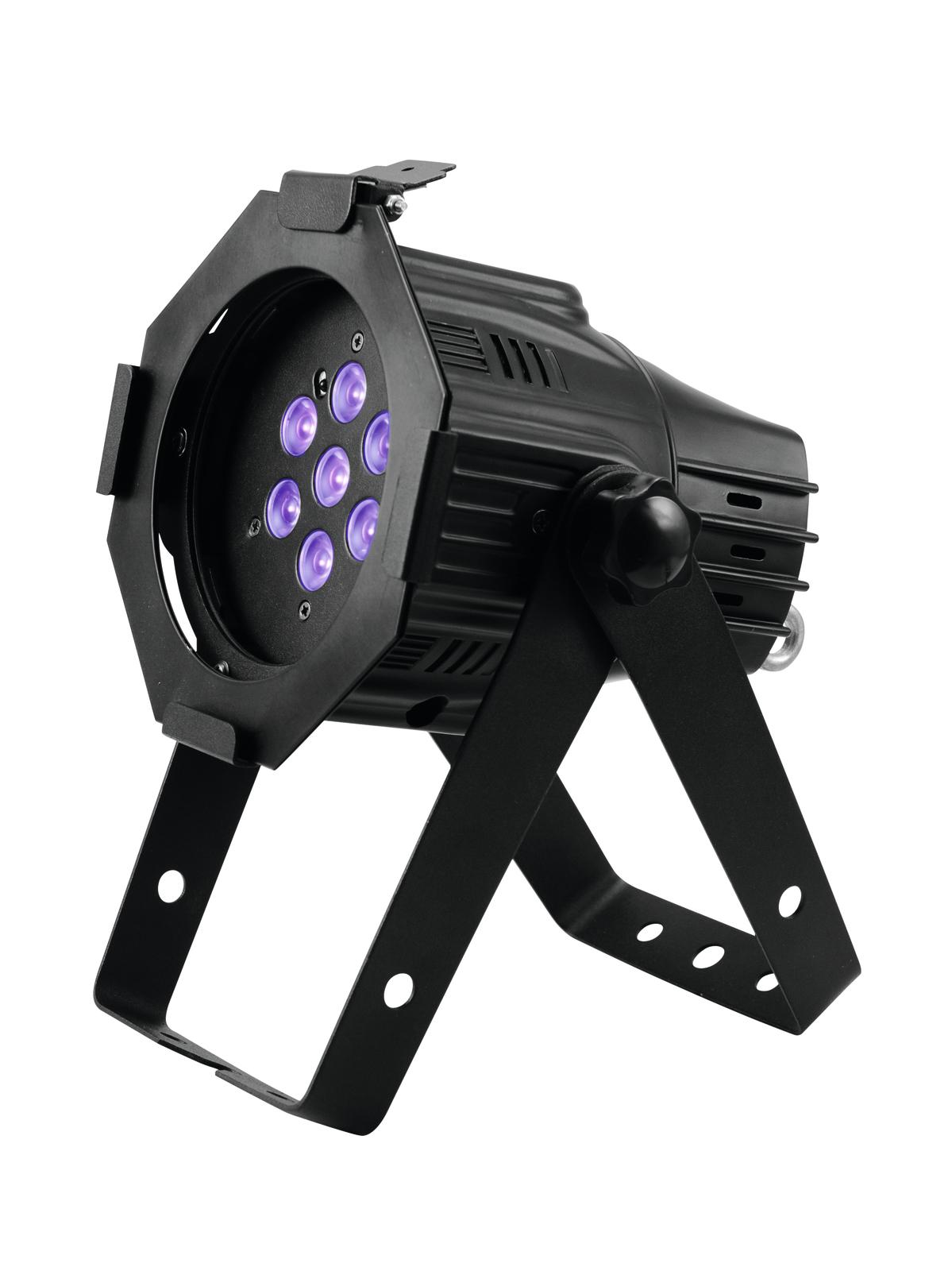 Eurolite LED ML-30 UV 7x1W 12° včetně DO