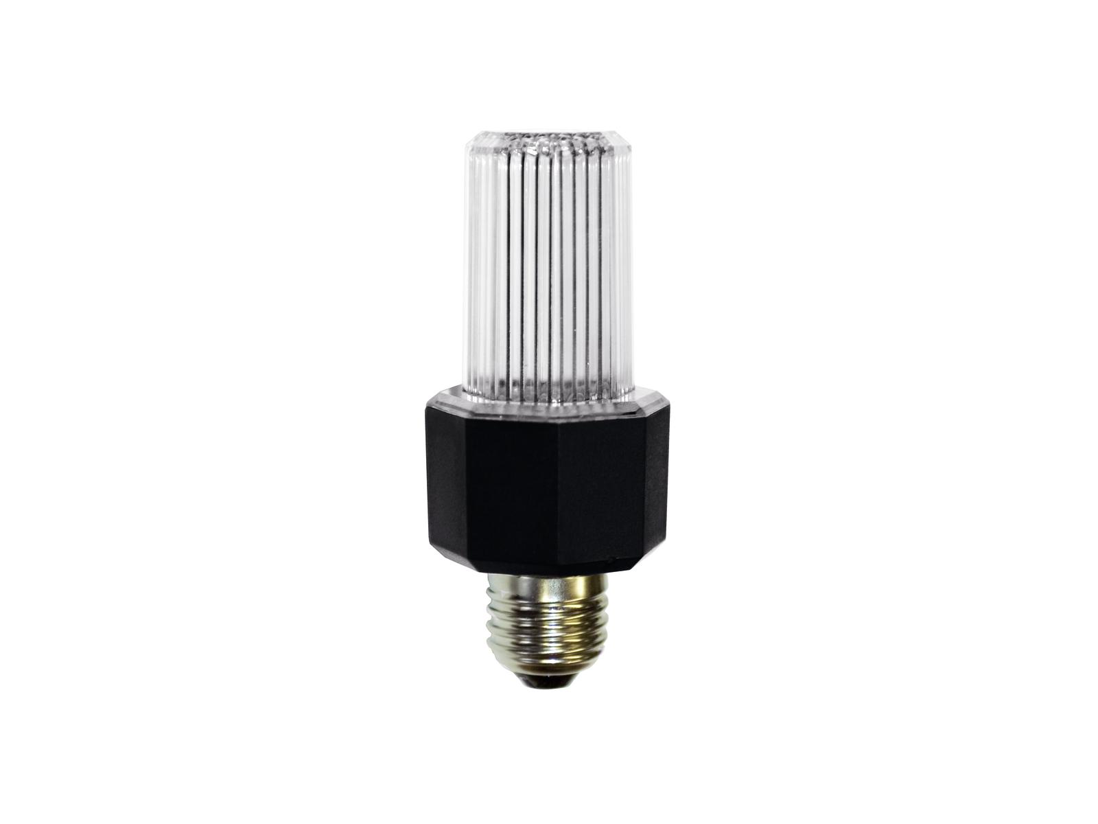 Eurolite LED-Strobe E-27, bílý