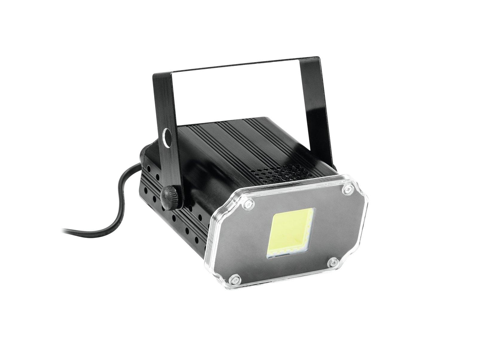 Eurolite LED Disco Strobe COB, bílé