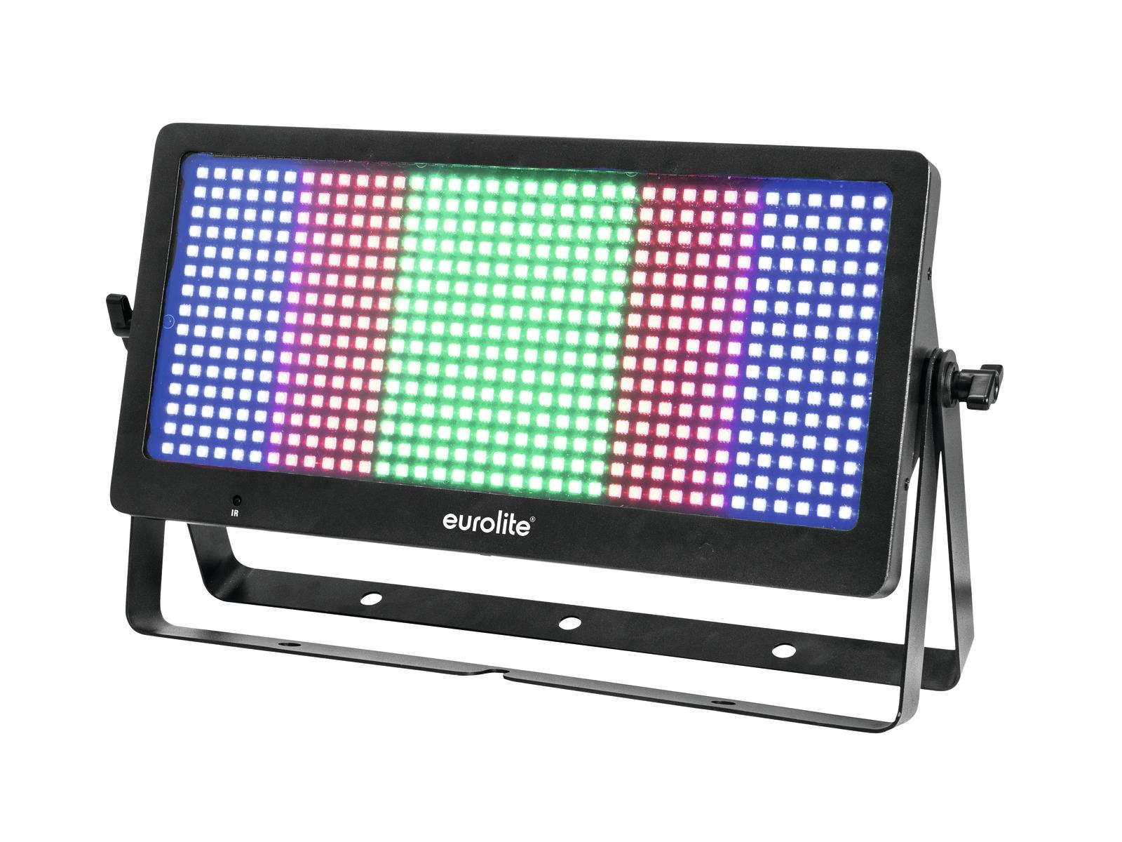 Eurolite LED Strobe PRO 540 SMD RGB, DMX, stroboskop