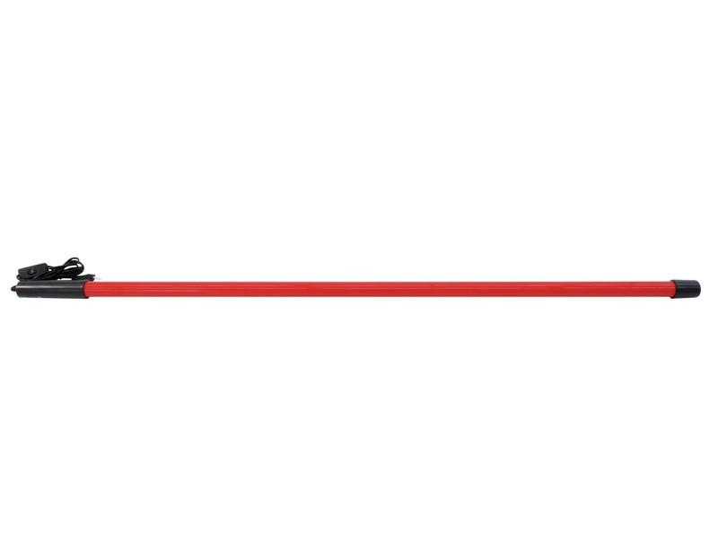 Eurolite neónová tyč T8, 36 W, 134 cm, červená, L