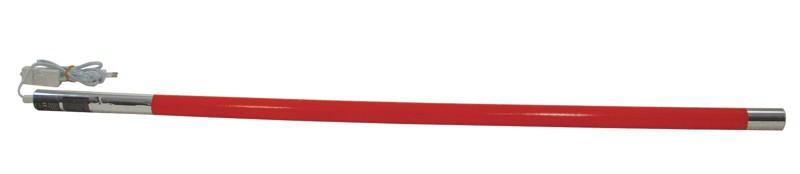 Neonová zářivka 105cm, 21W, červená
