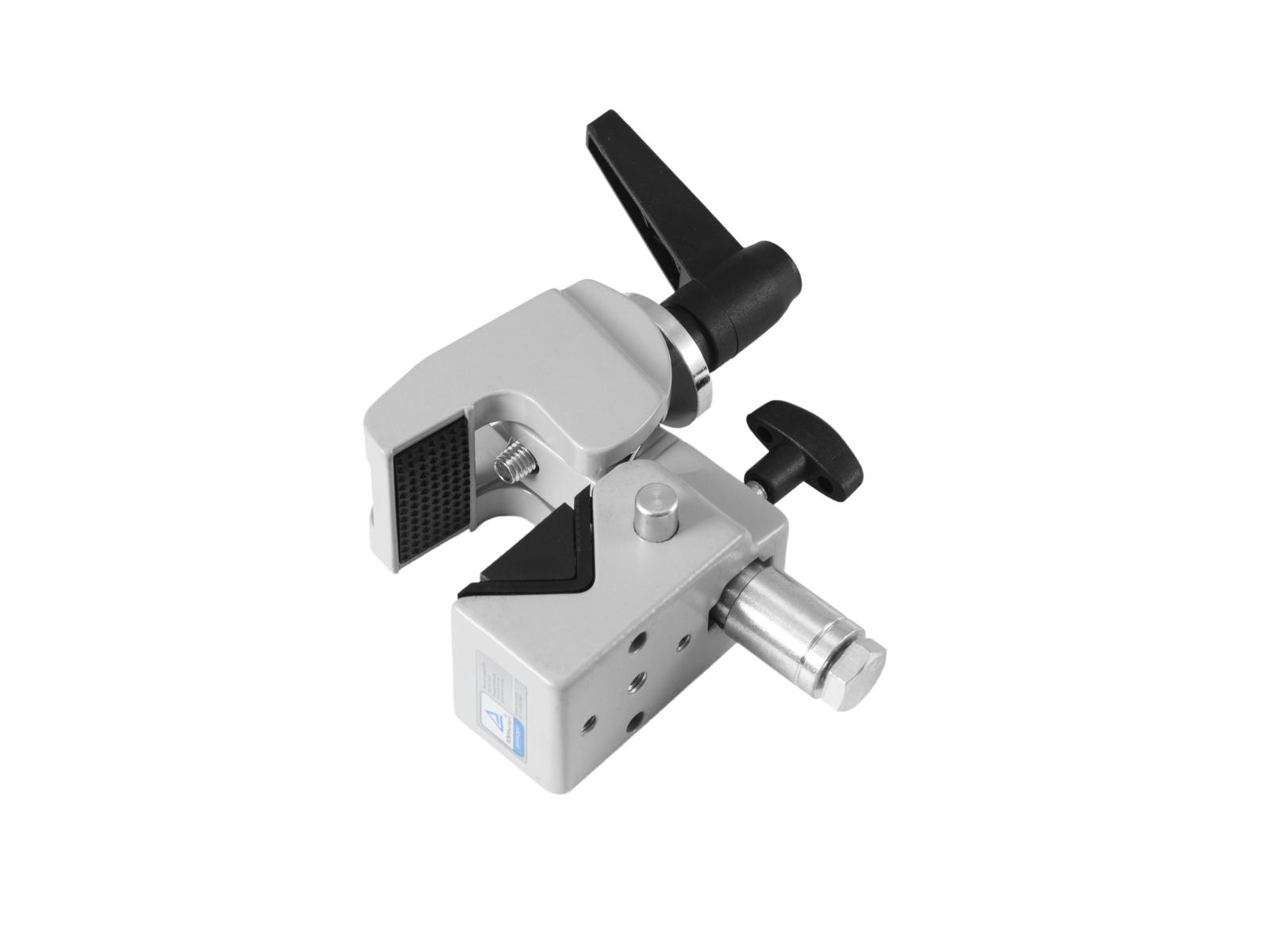 Rychloupínací svorka TH-2SC, mini TV pin, stříbrná