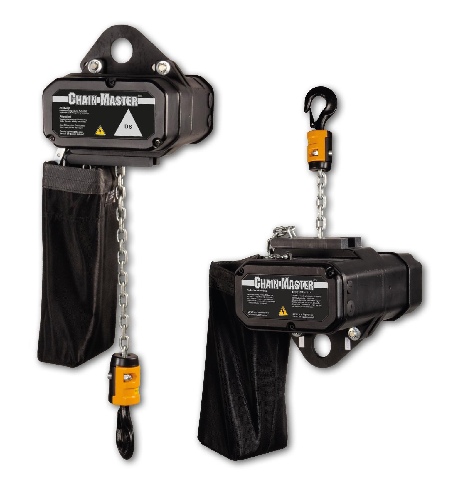 Chain Master BGV-D8, 1000kg, 4m/min, 24m řetěz