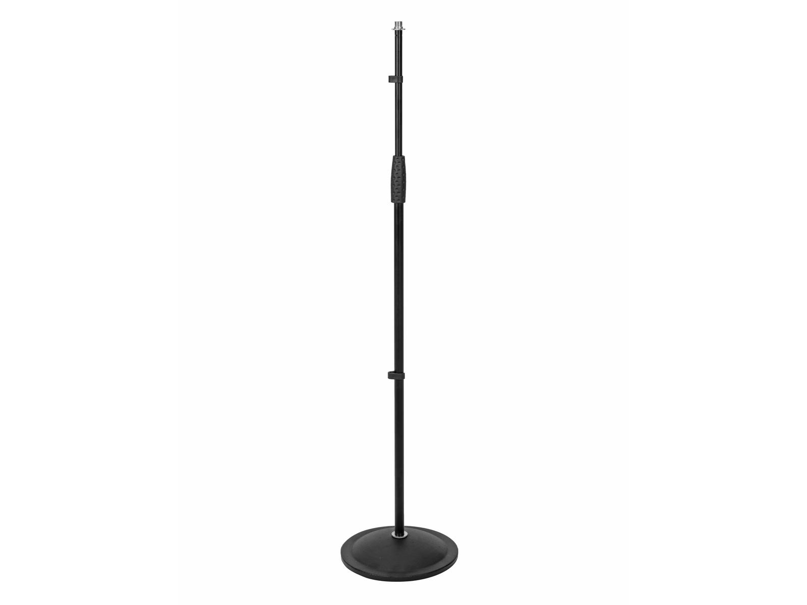 """Mikrofonní stojan 85-157 cm, 5/8"""", černý"""