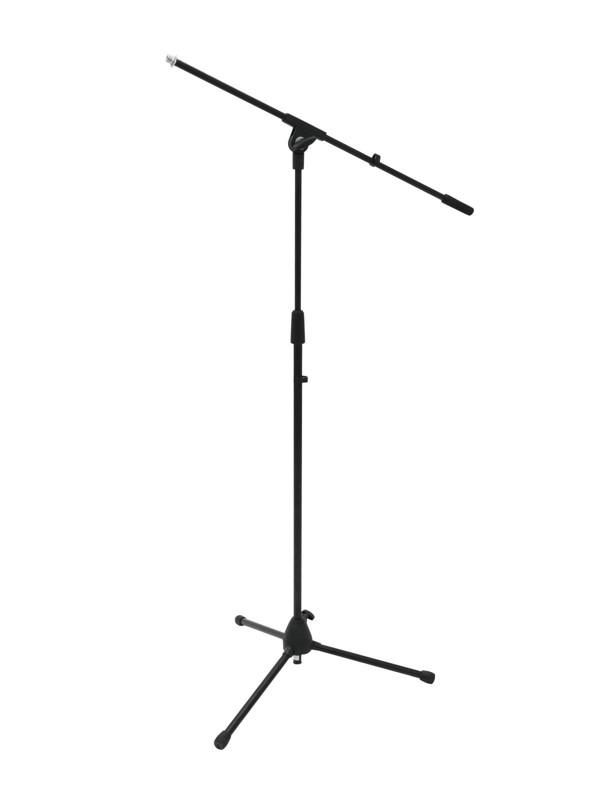 Mikrofonní stojan MS-2 s ramenem, černý