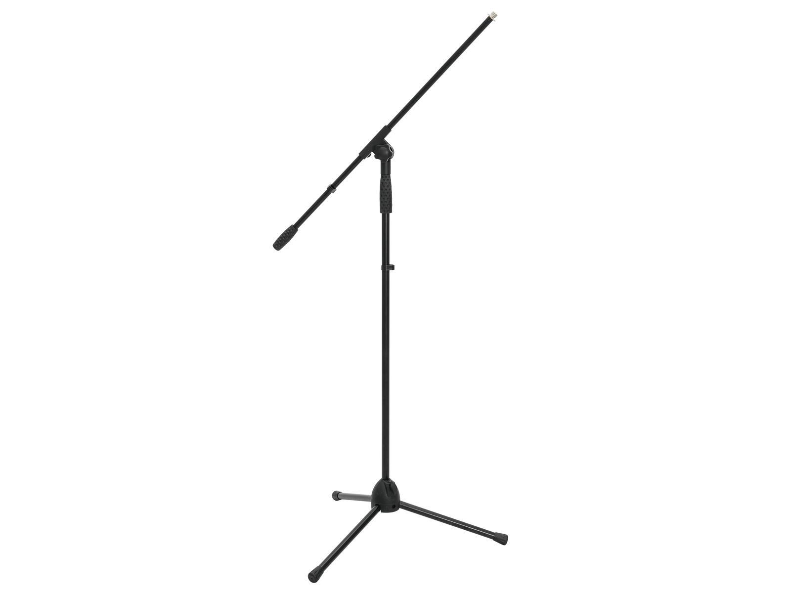 Mikrofonní stojan MS-2A s ramenem, černý