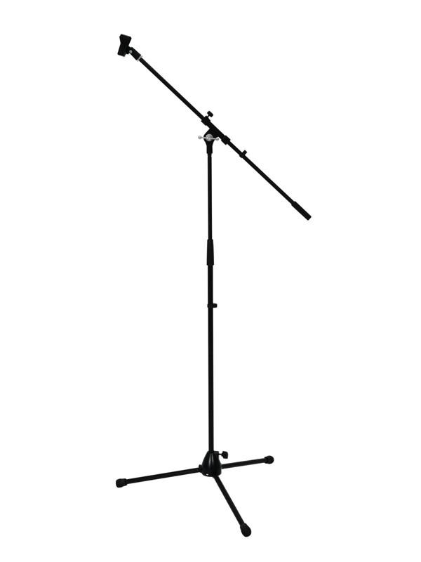 Mikrofonní stojan Profi, černý max. výška 220cm