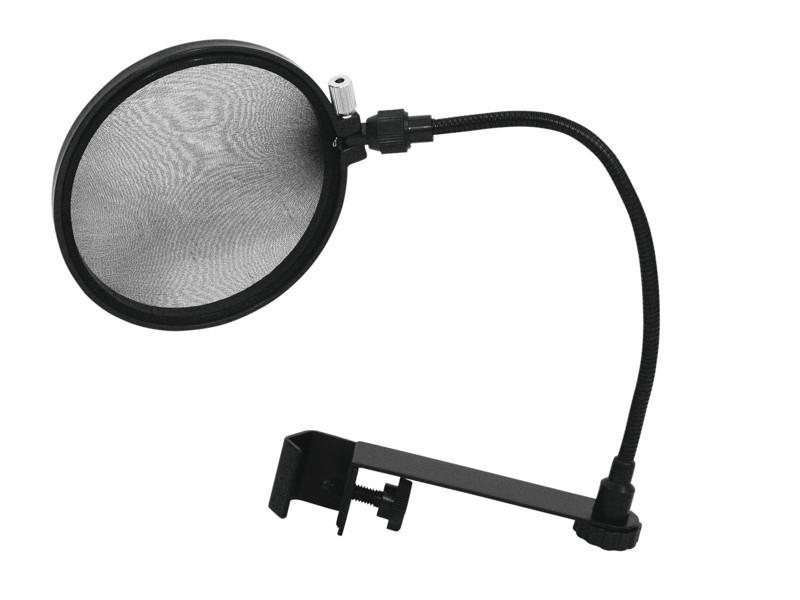Mikrofonní pop filtr