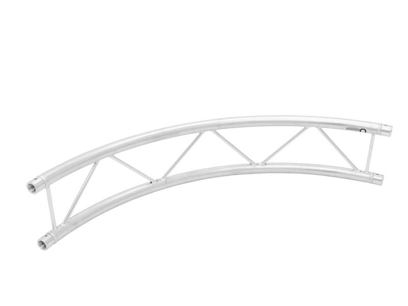 Bilock díl pro kruh d=5 m, vnitřní, vertikální 45°