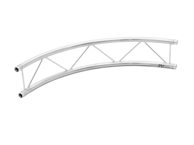 Deco lock DQ2 kruhový díl, d=1,5m, vertikální 90