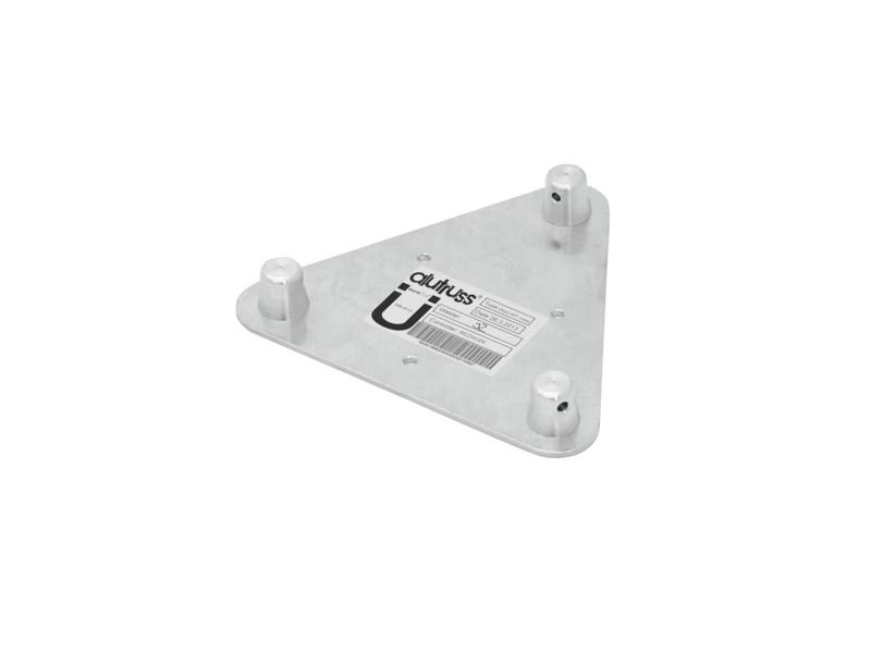 Deco lock DQ3-WPM deska pro montáž na stěnu/samec