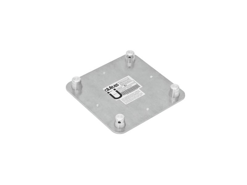 Deco lock DQ4-WPM deska pro montáž na stěnu/samec