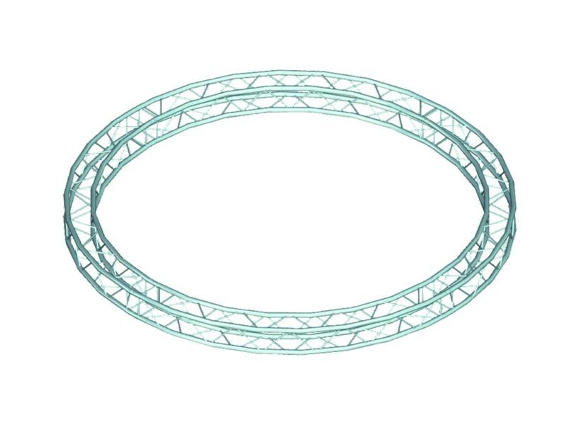 Deco lock DQ-4 kruh, d=2 m (vnitřní)