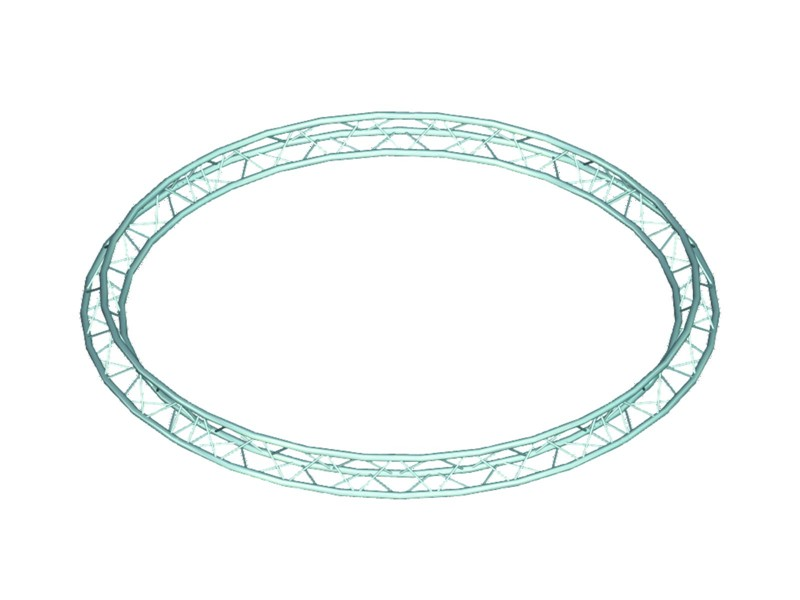 Trilock 6082 kruh, d=7 m (vnitřní), vrcholem dovnitř