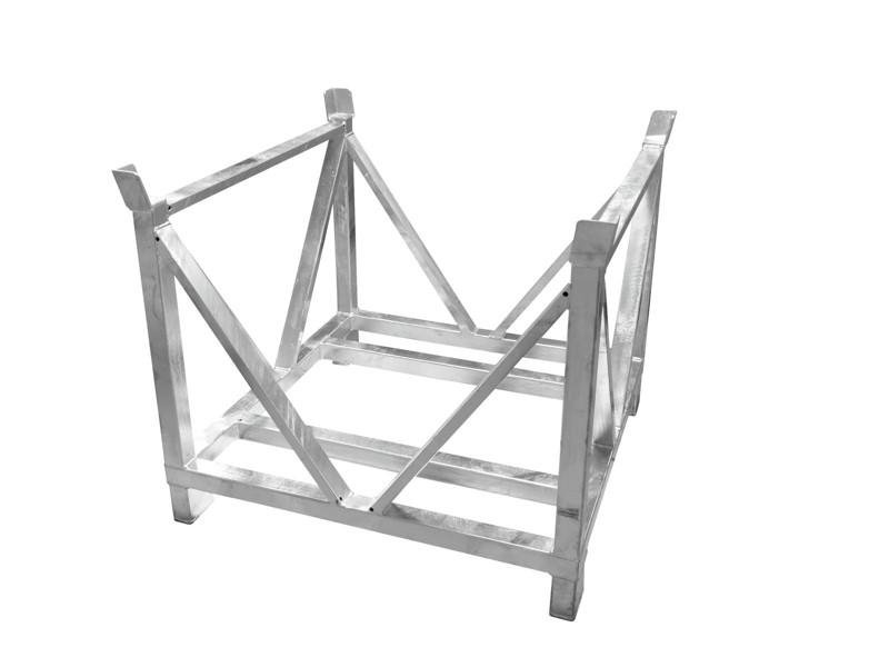 Přepravní klec pro ocelové základny 80x80cm