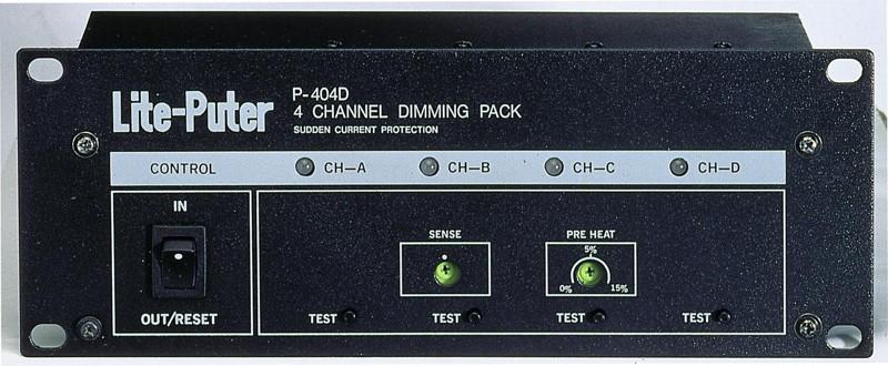 Lite Puter P-404D