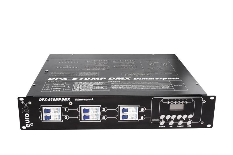 Eurolite DPX-610 MP DMX