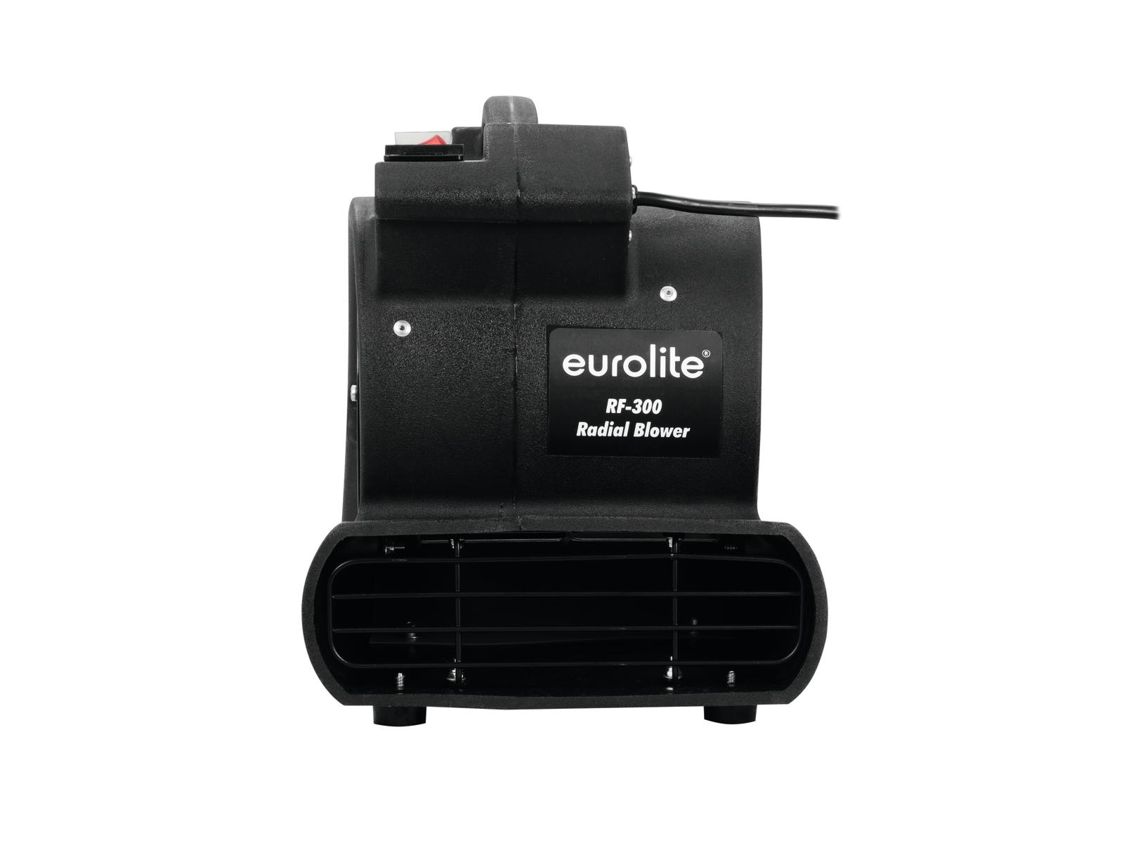 Eurolite RF-300, radiální ventilátor