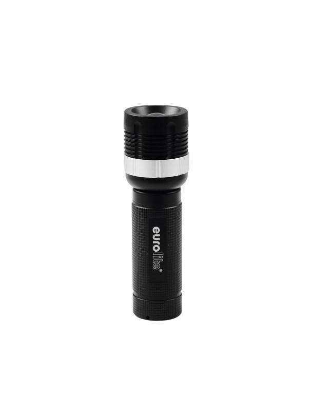 LED flashlight CREE3W, pouzdro s poutkem