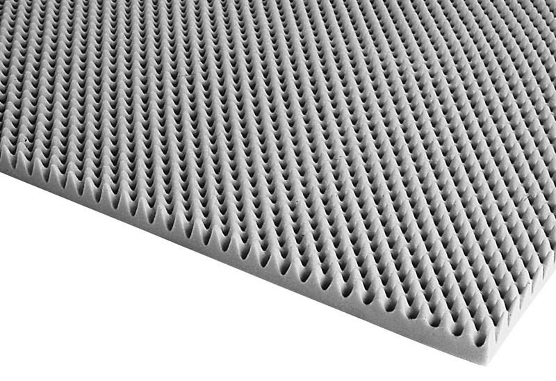 Akustický tlumící panel, šířka 48mm, 100x200cm