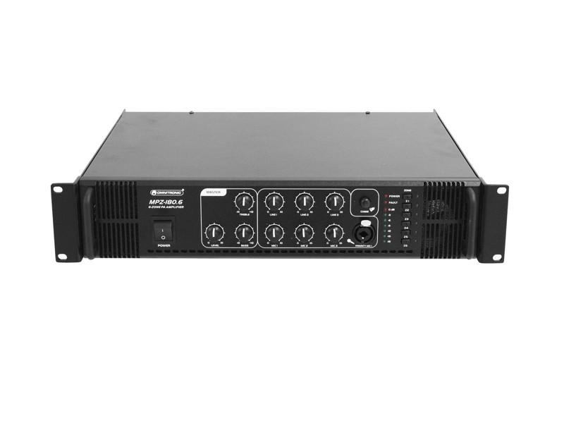 Omnitronic MPZ-180.6