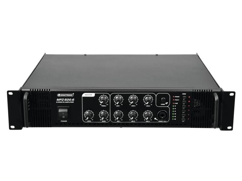Omnitronic MPZ-500.6