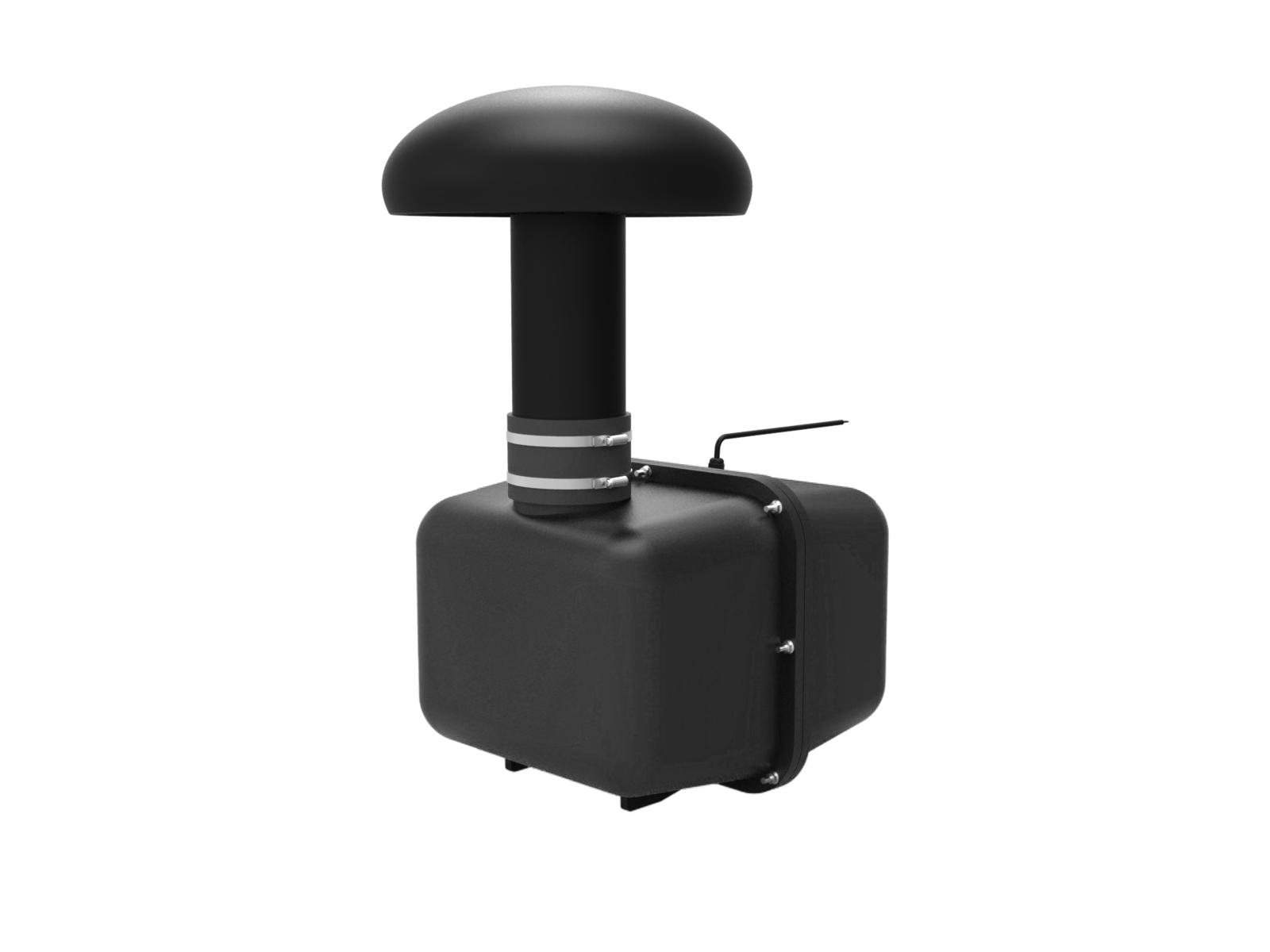 Omnitronic GSUB-8, 180W zahradní podzemní subwoofer, IP54