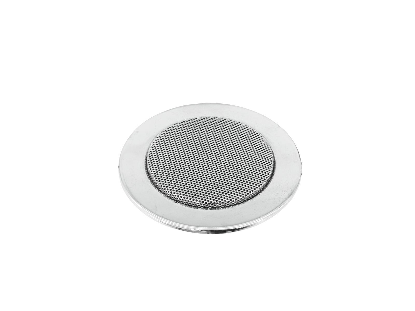 Omnitronic CS-2.5, stříbrný