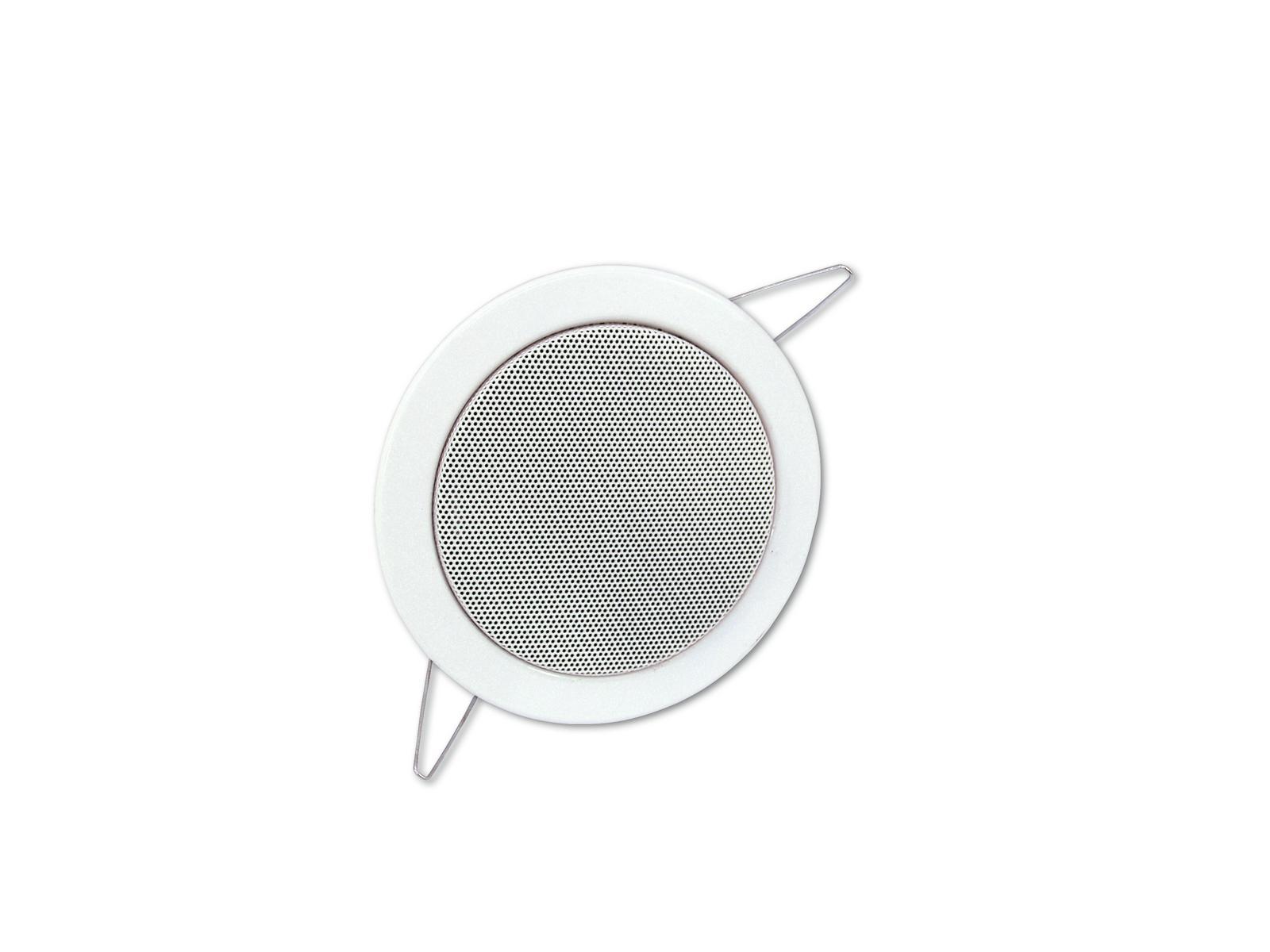 Omnitronic CS-4, bílý