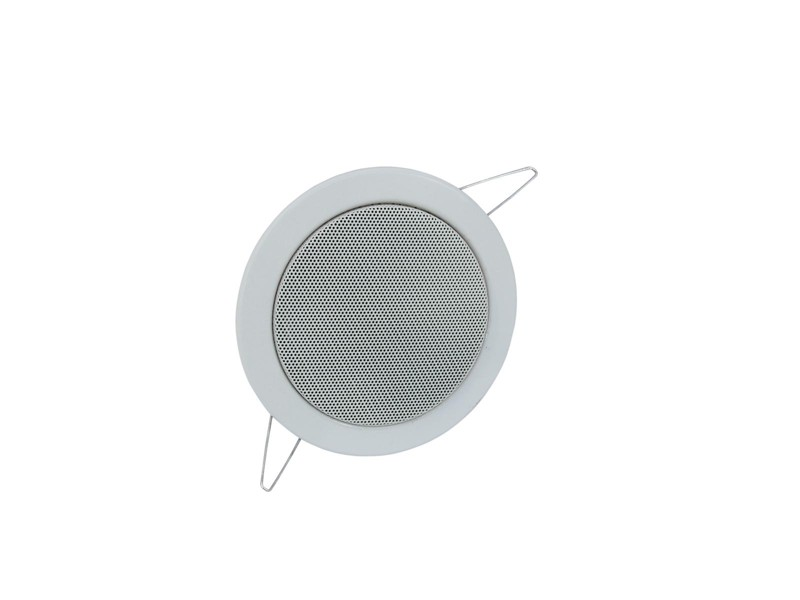 Omnitronic CS-4, stříbrný