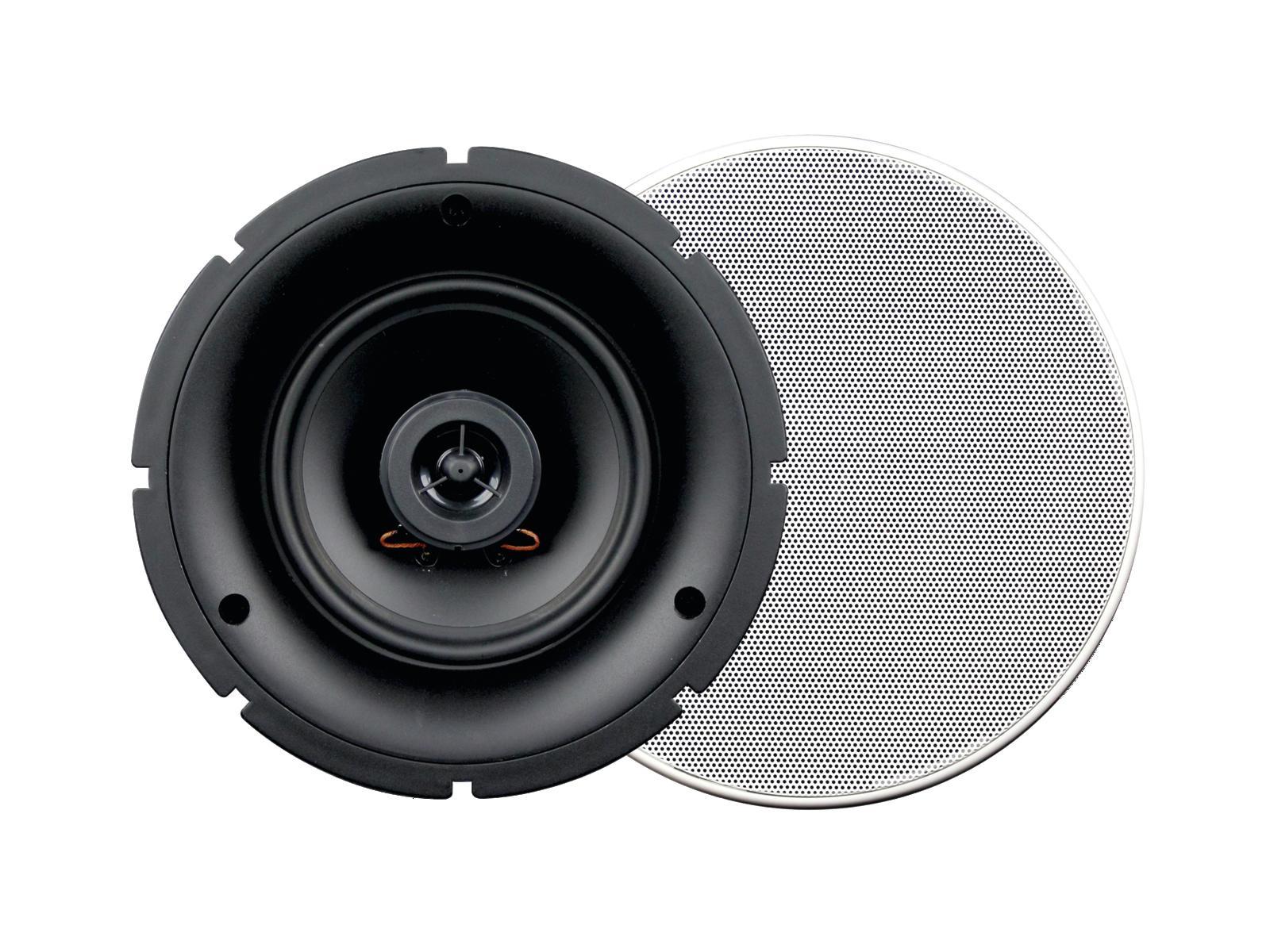 "Omnitronic CSX-5 podhledový reproduktor 5"", bílý"