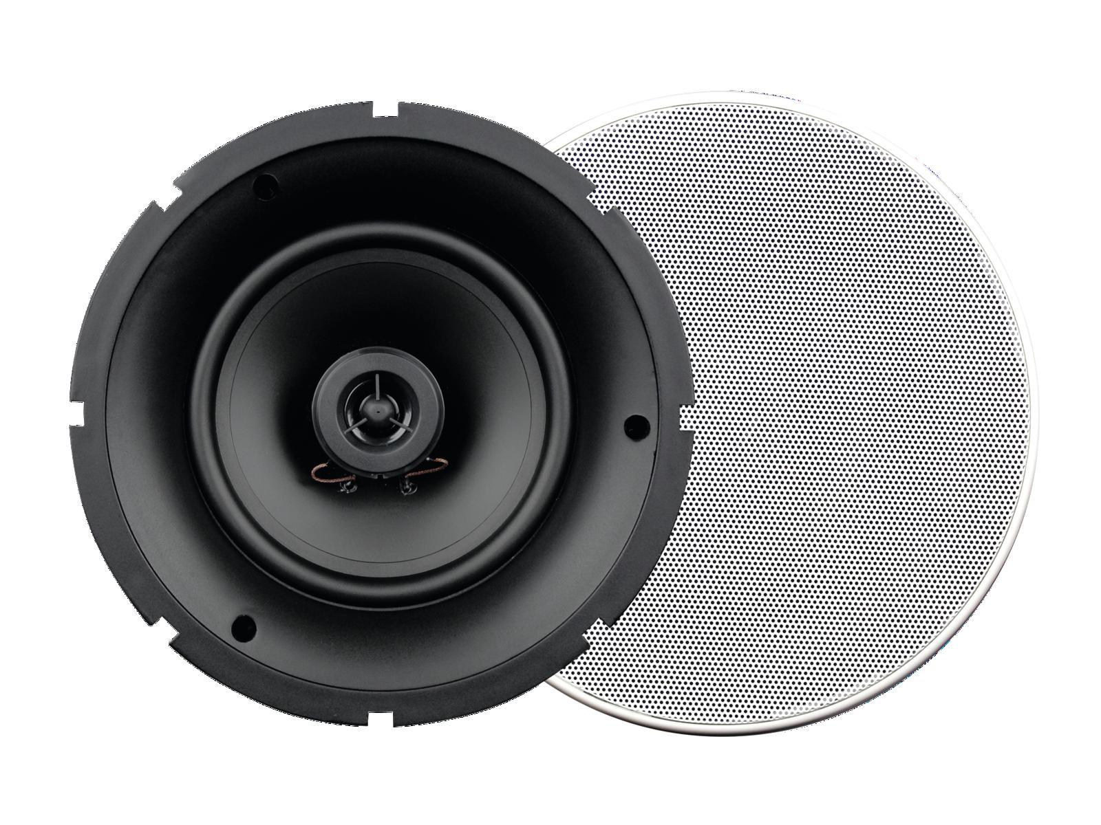 "Omnitronic CSX-6 podhledový reproduktor 6"", bílý"