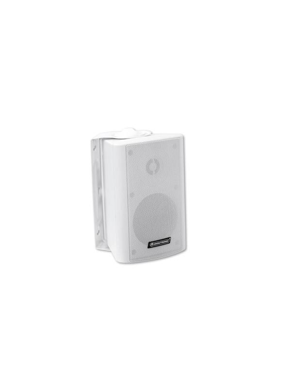 Omnitronic WP-4, bílý, reproduktor 20 W, 100 V