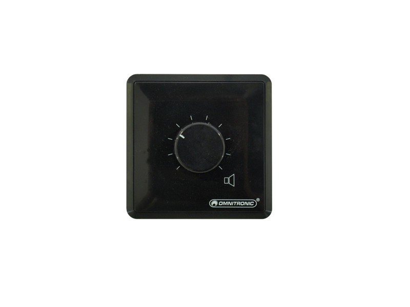 Omnitronic ELA LS - regulátor mono 30 W - černý