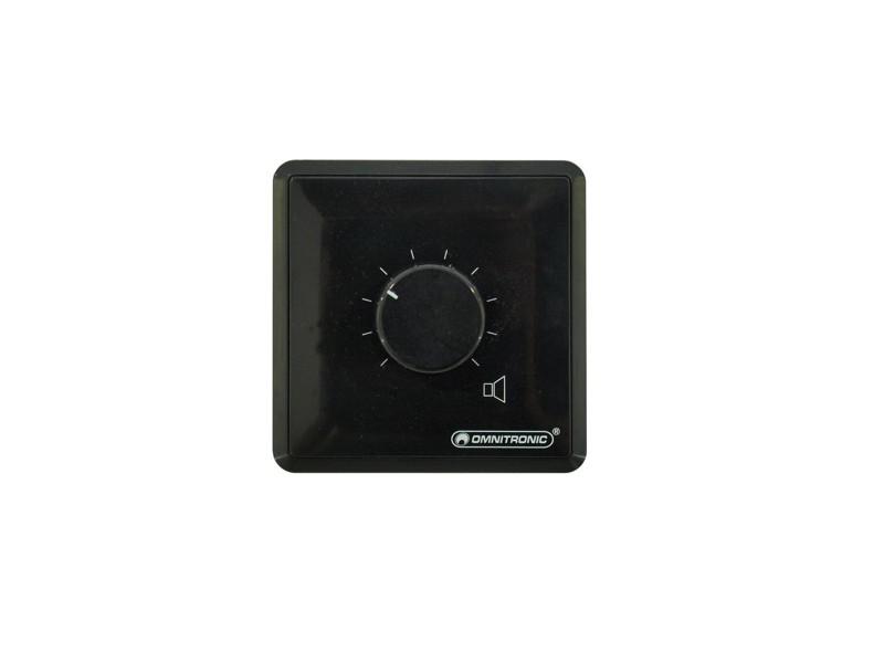 Omnitronic ELA LS - regulátor mono 45 W - černý