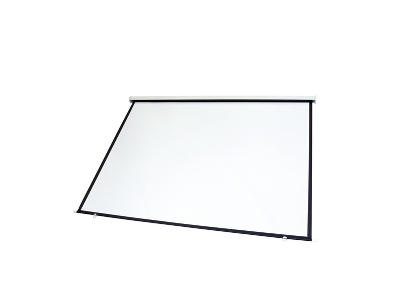 Projekční plátno 4:3, 2 m x 1,5 m, 100