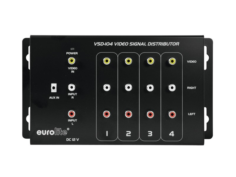 Eurolite VSD-104 video distributor