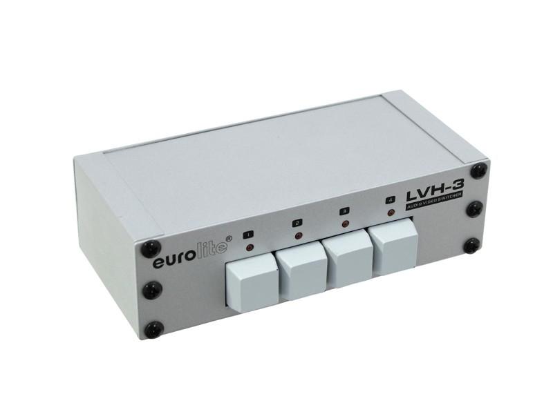 Eurolite LVH-3 AV přepínač