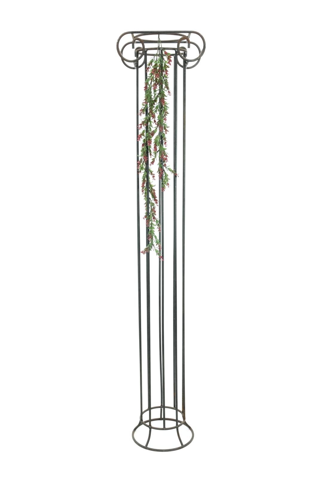 Šlahoun trávy zeleno-červený, 105 cm