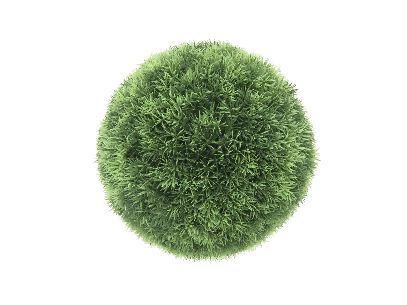 Dekorační travní koule, 29cm