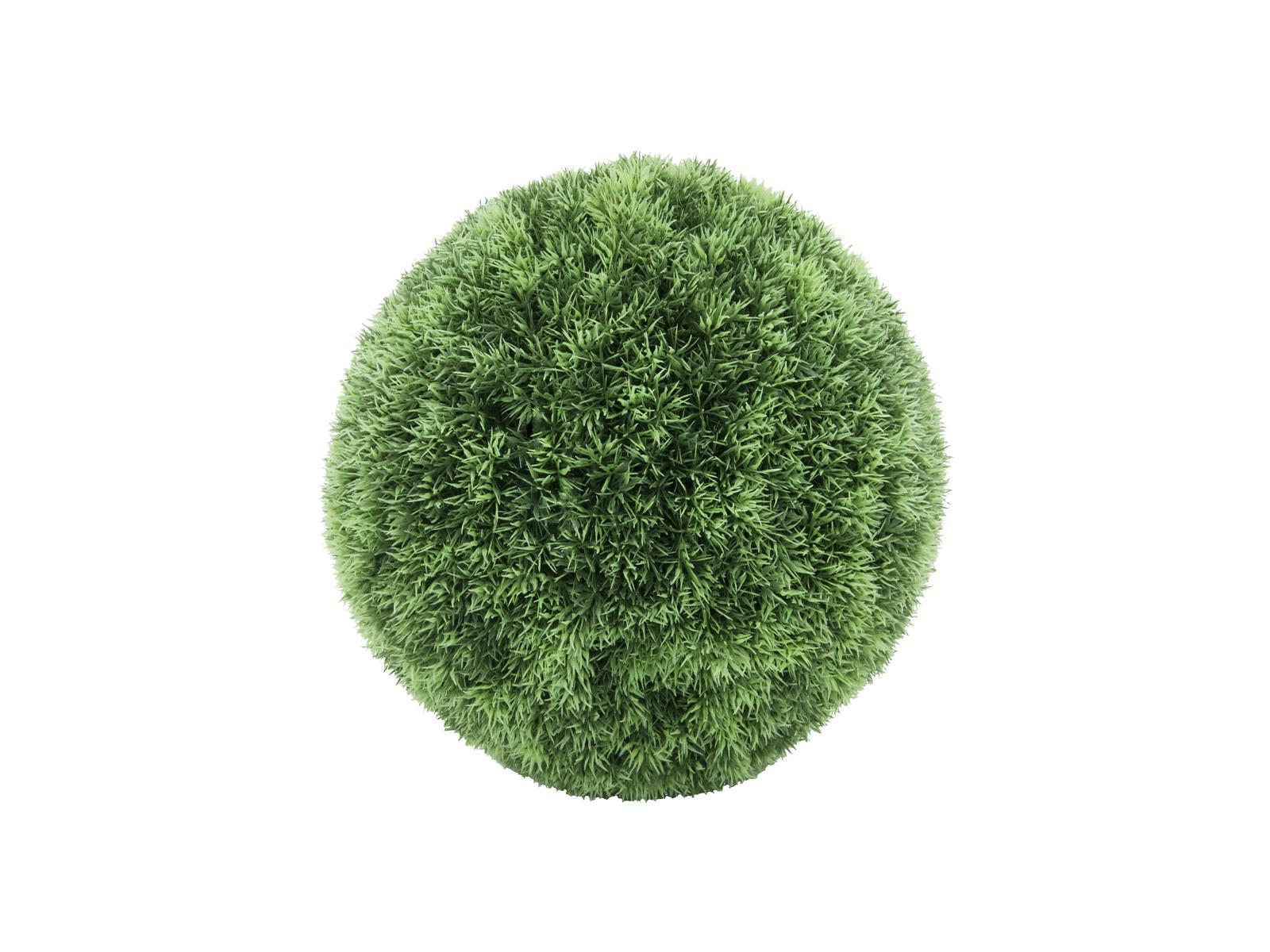 Dekorační travní koule, 39cm
