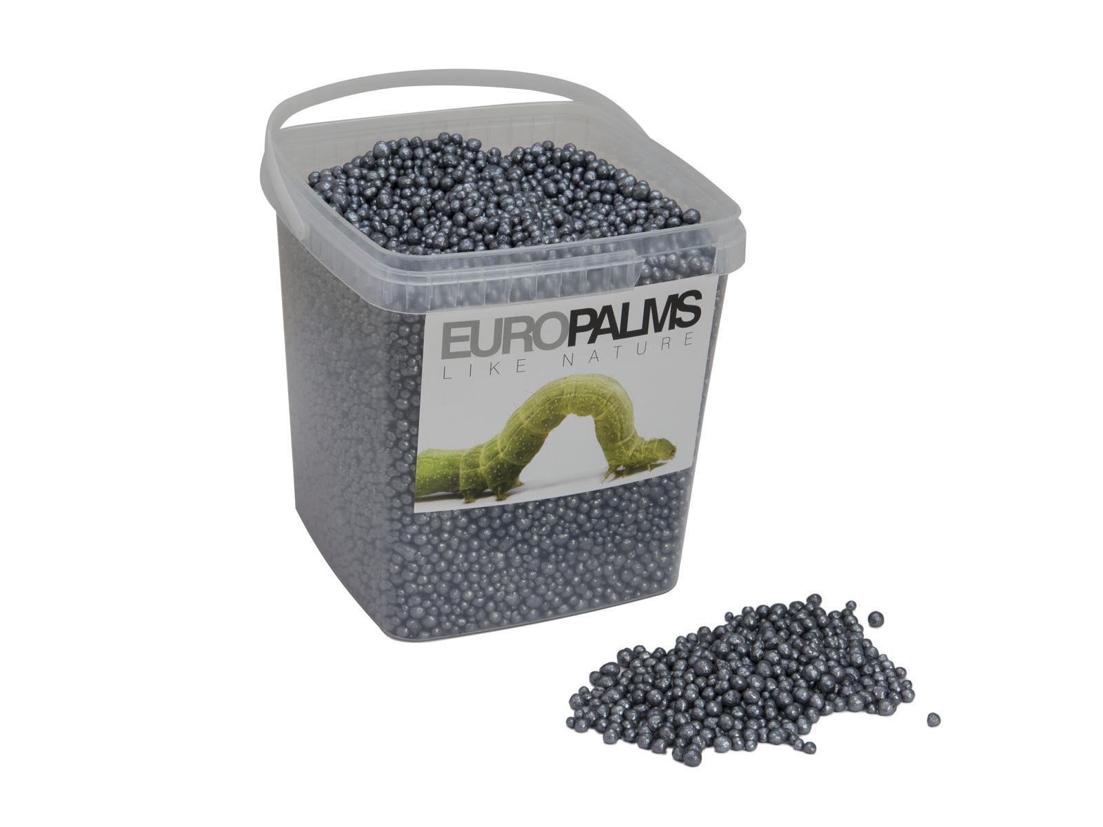 Hydrosubstrát, černo-šedý, balení 5,5 litru