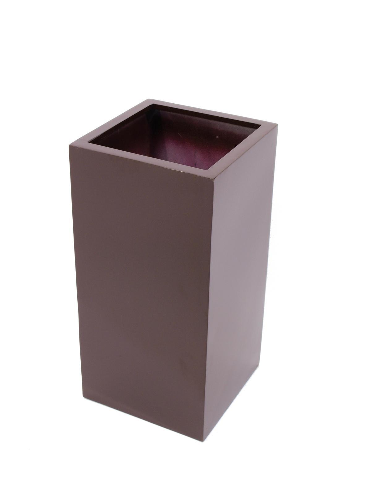 LEICHTSIN BOX-80, lesklý-hnědý