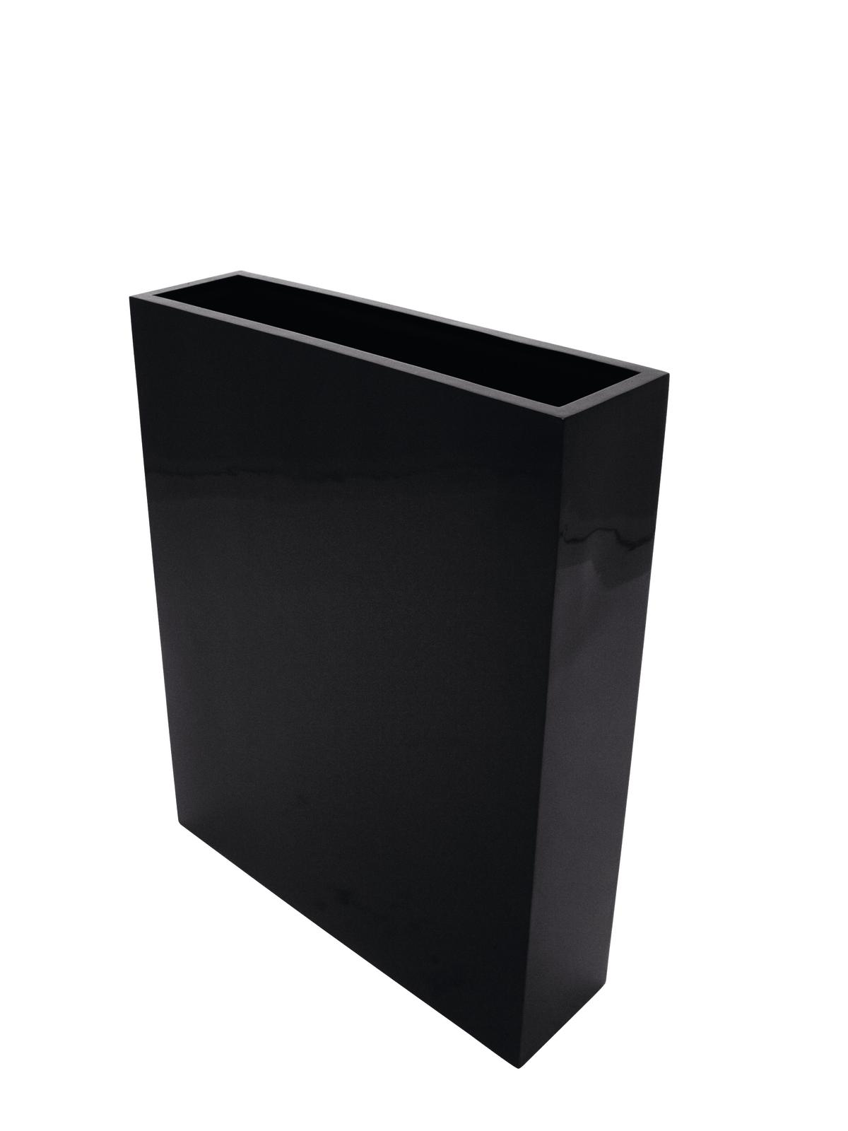 LEICHTSIN CUBE-100, lesklý-černý
