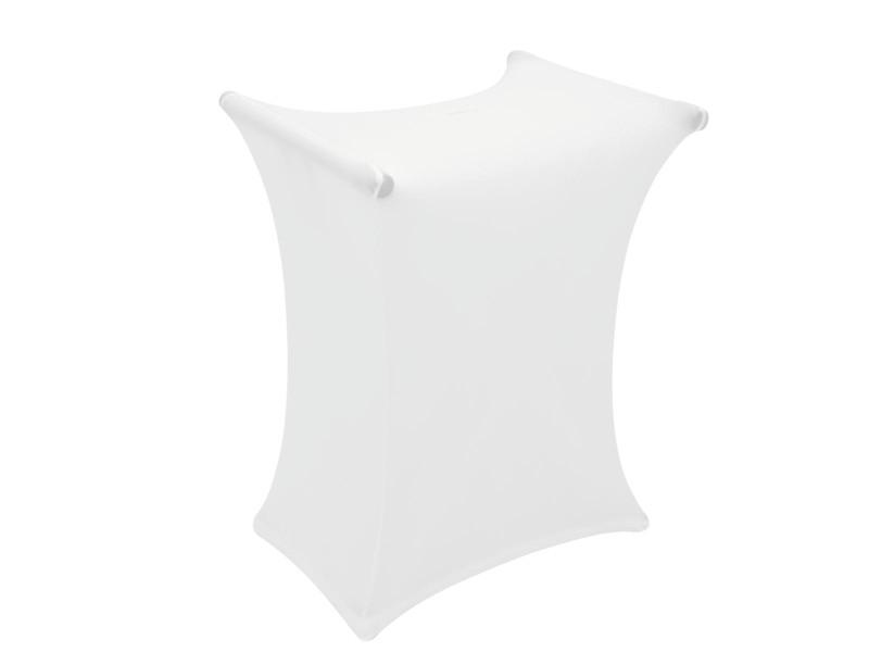 Kryt elastický pro klávesové stojany, bílý