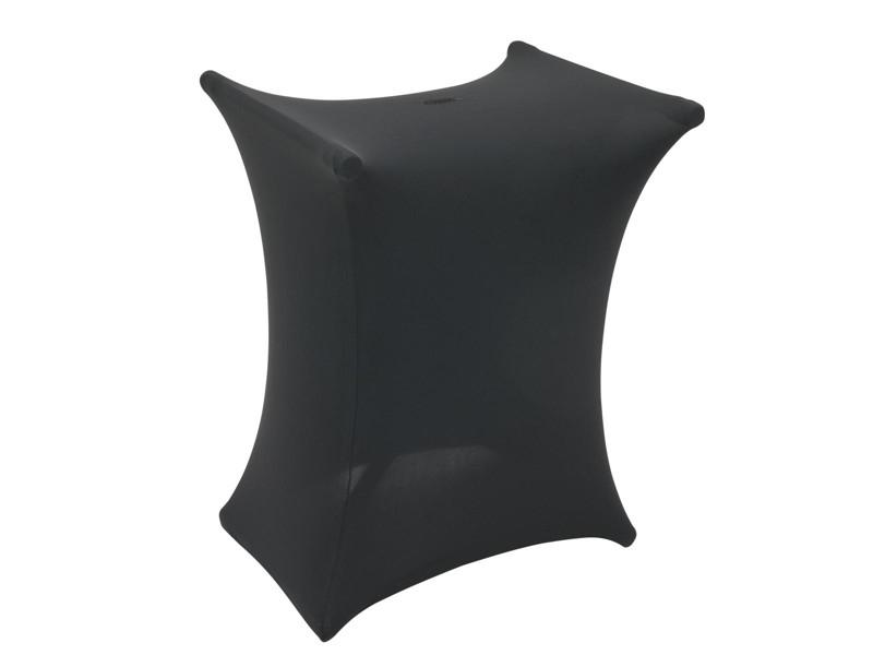 Kryt elastický pro klávesové stojany, černý