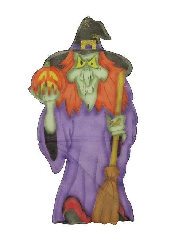 Halloweenská dekorace HX-125, 125 x 65 cm